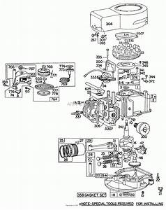 Brigg And Stratton 15 5 Hp Part Diagram