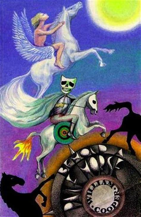 behold  pale horse  milton william cooper