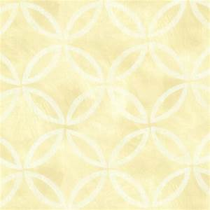 Brewster Denning Yellow Satin Tulip Texture Wallpaper Sample