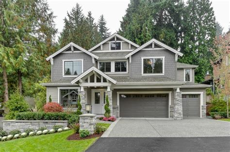 Traditional Exterior Of Home In Bellevue, Wa  Zillow Digs