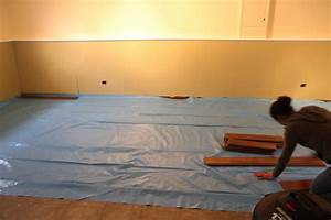 laminate flooring moisture barrier on wood subfloor meze With installing laminate wood flooring over plywood