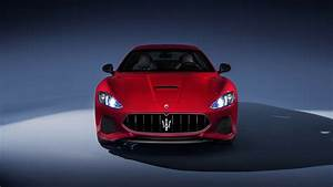 Maserati GranTurismo 2018 4K Wallpaper HD Car Wallpapers