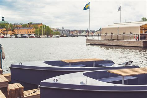 The Go Boat by Goboat New Picnic Boats In Stockholm Swedentips Se