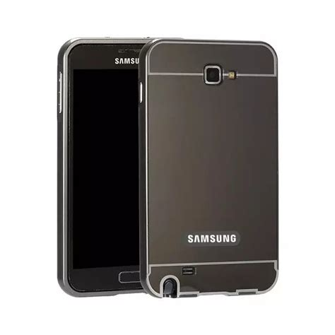 Bumper Mirror Samsung Note 4 for samsung galaxy note 1 n7000 7000 i9220 9220 plating