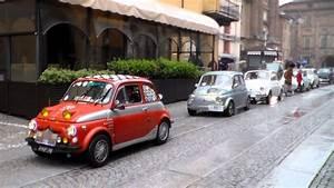 Sfilata Auto Fiat 500 D U0026 39 Epoca A Fossano  Cn  21 - 4