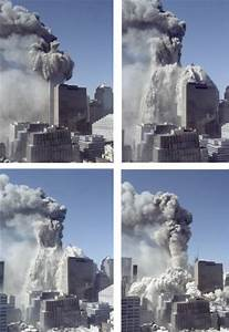 The North Tower Was Thoroughly Pulverized In The Air