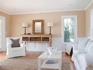 deco salon peinture murale couleur sable pour le salon With couleur pour salon moderne 0 decoration salon moderne salle 224 manger