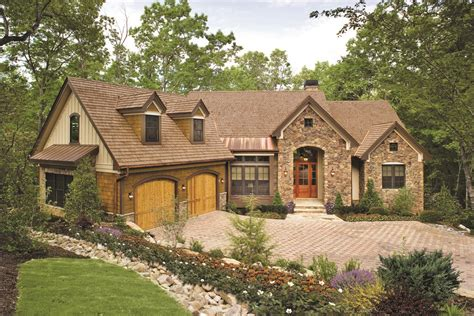 How To Design Mountain House Plans With Walkout Basement