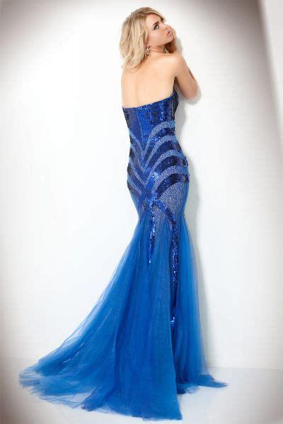 jovani sequin  net mermaid formal dress  french