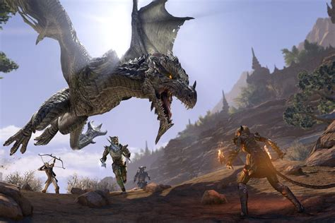 5 Reasons To Be Excited About Elder Scrolls Onlines