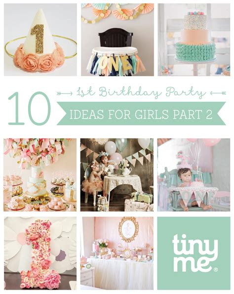 10 1st birthday party ideas for tinyme 10 1st birthday party ideas for part 2 tinyme