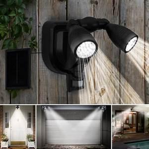 Projecteur Exterieur Avec Detecteur De Mouvement : luminaire exterieur avec detecteur de mouvement ~ Edinachiropracticcenter.com Idées de Décoration