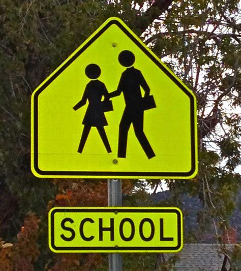 school crossing travel oops