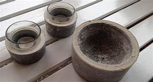 Deko Aus Beton Selber Machen : beton deko selber machen teil 2 schale test rayher kreativ beton wohncore ~ Markanthonyermac.com Haus und Dekorationen
