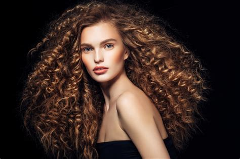 Curly Hairstyles for Long Hair: 19 Kinds of Curls to Consider
