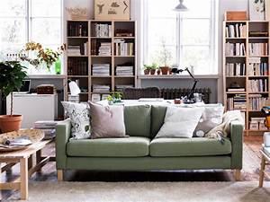 Deco Salon Ikea : id es de d coration pour salon de chez ikea ~ Teatrodelosmanantiales.com Idées de Décoration