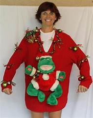 ugly christmas sweater - Best Ugly Christmas Sweater Ideas