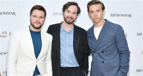 Will Poulter Joins Jack Reynor And Vilhelm Blomgren At