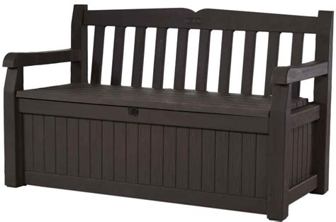 Outdoor Storage Bench Patio Deck Box Outdoor Clearance