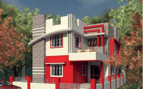 colour base exterior house designs exterior kerala