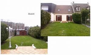 un jardin en longueur bien rythme alchimie du decor With amenager un jardin en longueur