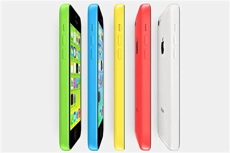 iphone 5c colors why the iphone 5c will bring color back to gadgets