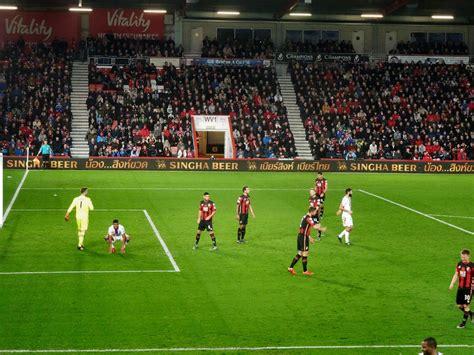 Bournemouth v Crystal Palace   Bournemouth versus Crystal ...