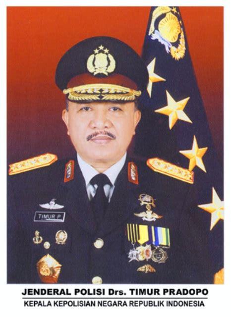 foto kapolri  jenderal polisi timur pradopo status