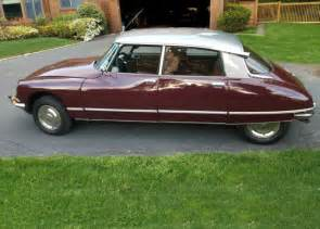 Citroen For Sale Usa by Citroen Ds For Sale In