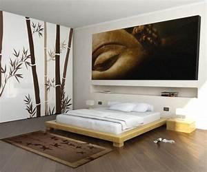 Deco Chambre Zen : d coration murale chambre zen ~ Preciouscoupons.com Idées de Décoration