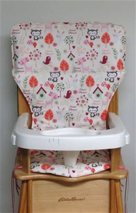 jenny lind eddie bauer high chair seat cover pad