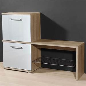 meuble chaussure banc With amazing banc entree meuble chaussure 8 banc de rangement