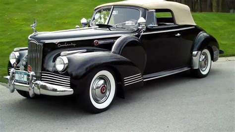 1942 Packard 160 Youtube