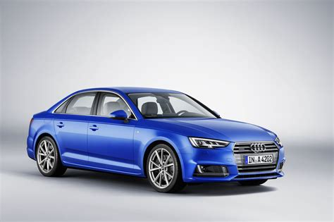 High Tech All The Way  The New Audi A4 And A4 Avant