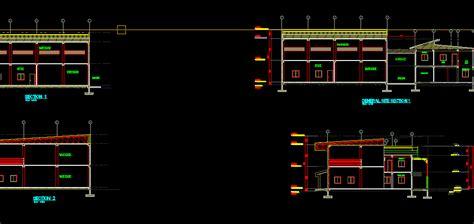 warehouse cad files dwg files plans  details