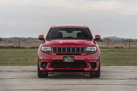 850 Hp Hennessey Jeep Grand Cherokee Trackhawk Delivers