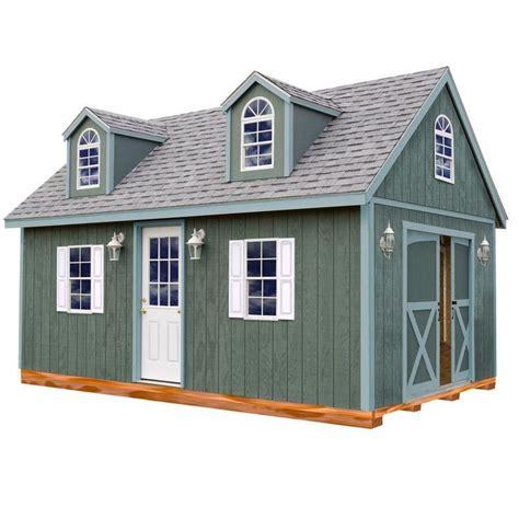 wood storage shed kits front yard