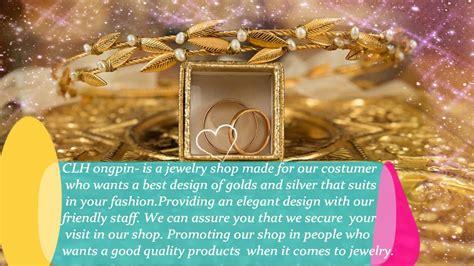 wedding ring shop in ongpin