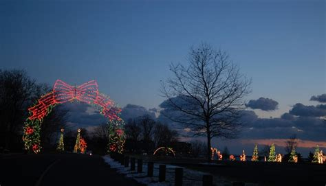 festival of lights new haven fantasy of lights at lighthouse point park kids out and
