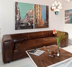 Esszimmerstühle Leder Braun : sofa cubetto leder braun ~ Buech-reservation.com Haus und Dekorationen