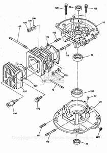Robin  Subaru Ec13v Parts Diagram For Crankcase