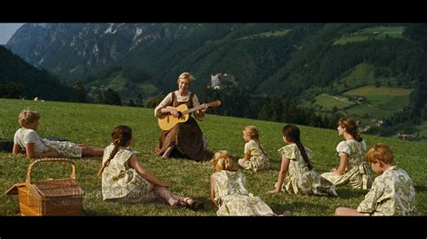 The Sound Of Music 45th Anniversary Edition Bluray
