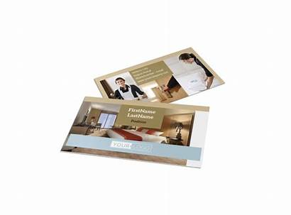 Card Business Template Hotels Hotel Cards Brochure
