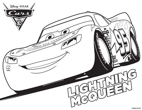Lightning Mcqueen And Mater Coloring Pages To Print Cars Coloring Pages Best Coloring Pages For
