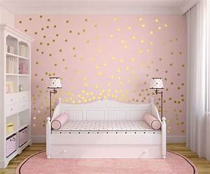 best 25 girls bedroom ideas on pinterest princess room With the best accent white polka dot wall decals