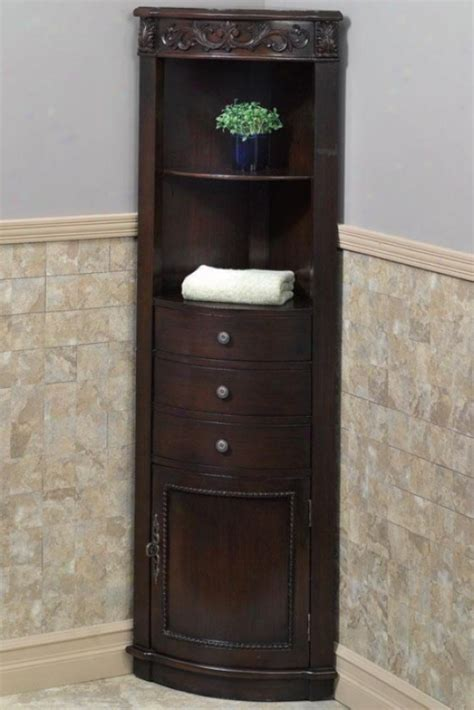 corner linen cabinet for bathroom bathroom linen corner cabinets bathroom cabinets