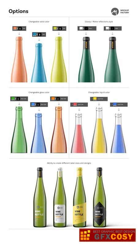 How to make perspective mockups in photoshop. Creativemarket Wine Bottle Mockup Vol.3 4795148 » Free ...