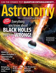 October 2014: Everything you know about black holes might ...