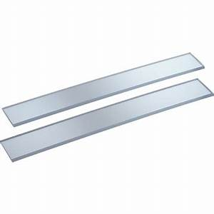 60 Inch Beveled Mirror Acrylic Strip 2 Pack EBay