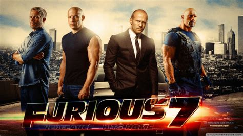 Fast And Furious 7 Wallpapers  Beautiful Wallpapers